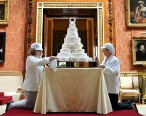 Bolo de casamento de William e Kate