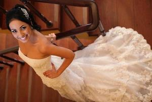 Casamento da Dig Dutra, Maquiagem e Penteado de Neusa Almeida