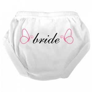 Fralda para noivas