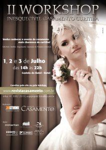 II Workshop Inesquecivel Casamento Curitiba