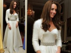 Vestido de Kate Middleton