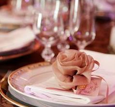 Flor de amêndoas como lembrancinha de casamento